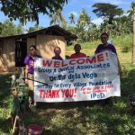 D4EVF Donates Artesian Well to the Ati People at Mount Tag-Ao, Capiz