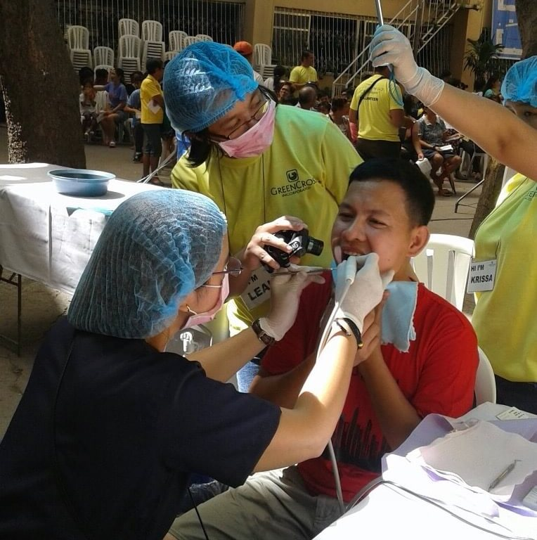 D4EVF Sponsors 2nd Dental Mission for 2017