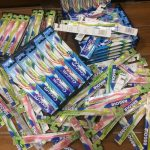 Las Piñas Dentist Donates Toothbrushes For Project Porac