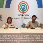 ABS-CBN Partners With D4EVF To Enhance Delivery of More Humanitarian Dental Services in the Philippines