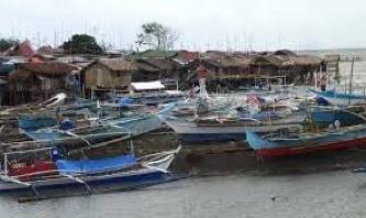 Balete Fishing Village