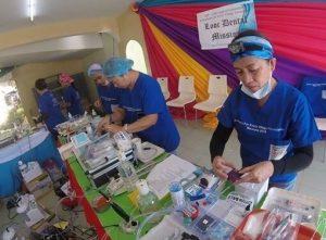 Resto volunteers